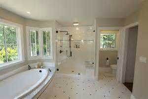 master bath shower size what size is the water closet quot toilet room quot