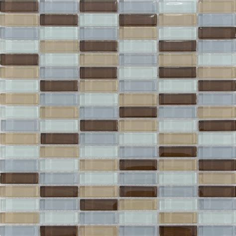 glass tile kitchen backsplash sheets bathroom mirror wall