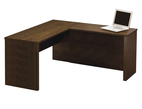 Desk L bestar prestige l shaped desk