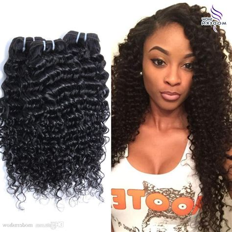 Curly Hairstyles For Black With Weave by Black Curly Weave Hairstyles Hairstyles