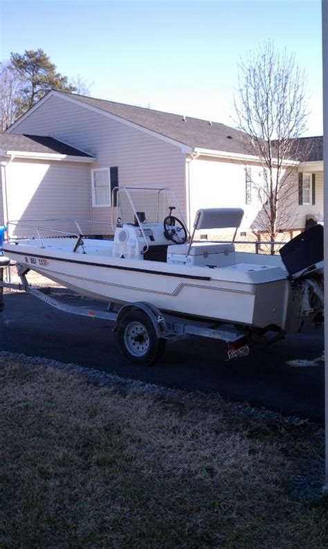 legend boats bought out trolling motor setup on center console boats