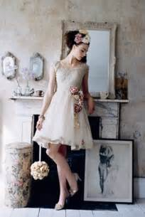 vintage wedding bridesmaids dresses unique vintage floral wedding dress with cap sleeves