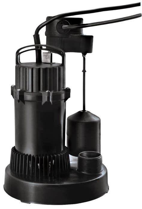 Plumbing Supply Canada by Jag Plumbing Products Submersible Sump 1 3 Hp With