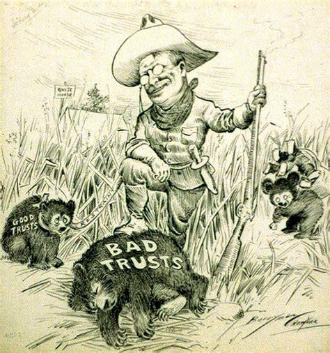 political cartoons illustrating progressivism and the apus b progressivism political cartoons