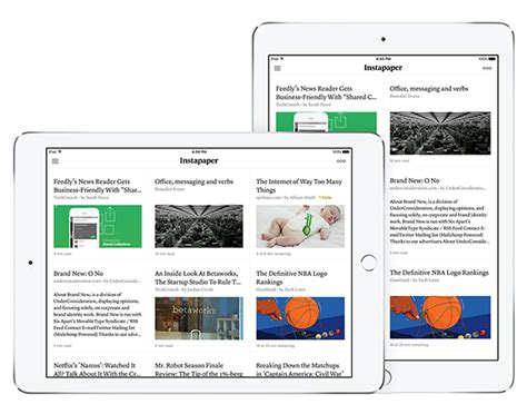 layout grid for ipad instapaper 7
