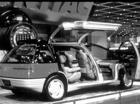 Pontiac Transport Concept by Curbside Classic 1992 Chevrolet Lumina Apv Gm Deadly
