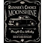 Calavera Moonshine Label And Bottle Design Images  Frompo