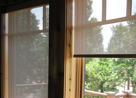 Solar Shades For Windows Solar Shades Are Great For Light Install Window