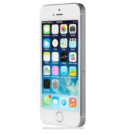 pattern unlock iphone 5s why you should know about factory reset iphone 5s or hard