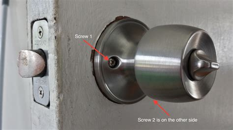 How To Remove Schlage Door Knob by Sargent Door Medium Image For Sargent Door Knobs
