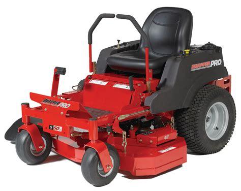 commercial lawn mower snapper s50x zero turn radius commercial lawn mower