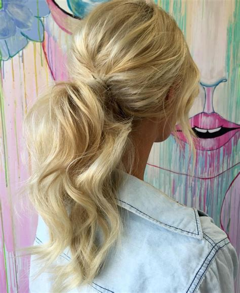 Updo Ponytail Hairstyles by Bondi Sands On Instagram Ponytail Goals By