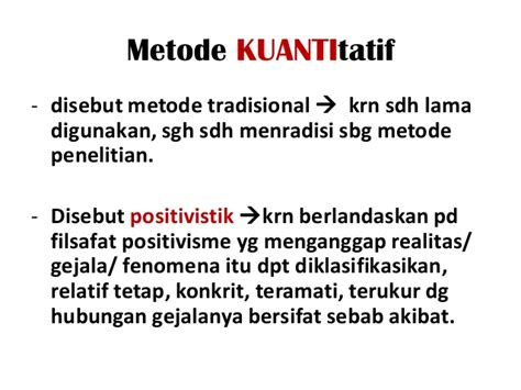 Metode Penelitian Kombinasi Mixed Methods By Sugiyono 3a macam metode penelitian