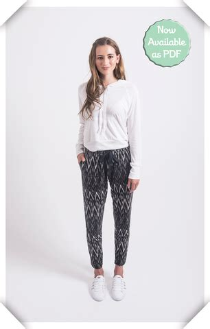 pattern for jogging pants sewing fashion trends joggers