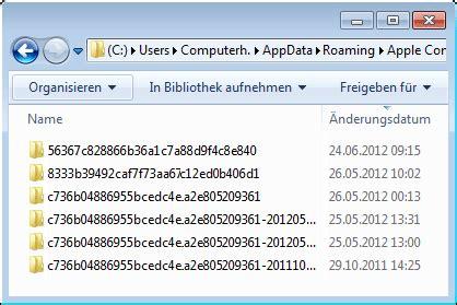 Auto Backup L Schen by So Findet Man Das Itunes Backup F 252 R Iphone Ipad Ipod
