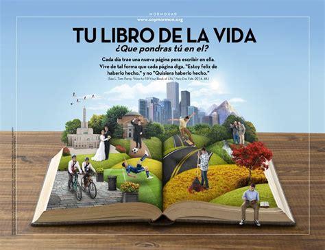 libro de vidas ajenas panorama el libro de tu vida 191 qu 233 pondr 225 s hoy en el lavida mensajes mormones lds