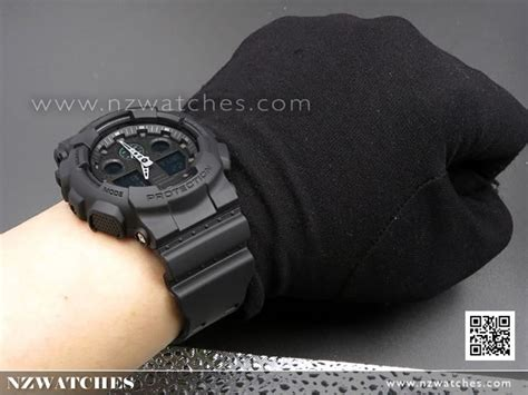 Gshock W01s Black L Blue buy casio g shock matte black 200m limited sport