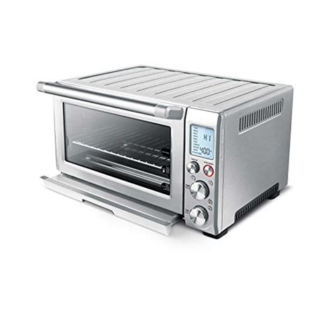 toaster oven with light inside breville bov845bss smart oven pro convection toaster oven