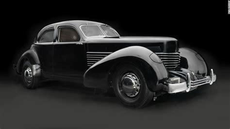 deco car models sculpted in steel artful construction of automobiles cnn