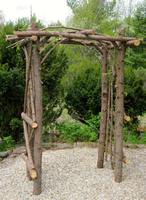 Wedding Arbor Rustic by Go Rustic Rustic Wedding Arbors And Decorations