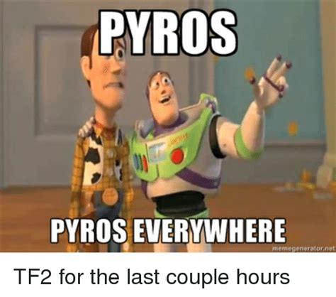 Meme Generator Everywhere - pyros pyros everywhere memegeneratornet tf2 for the last