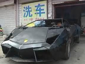 Knock Lamborghini This Lamborghini Revent 243 N Knock Cost 9 500 To Build