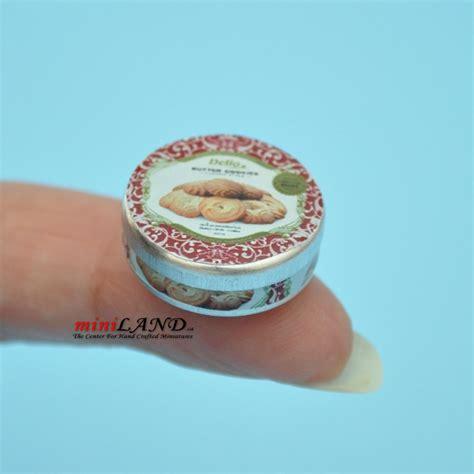 can i dollhouse mini sugar cookies can dollhouse miniature 1 12 scale