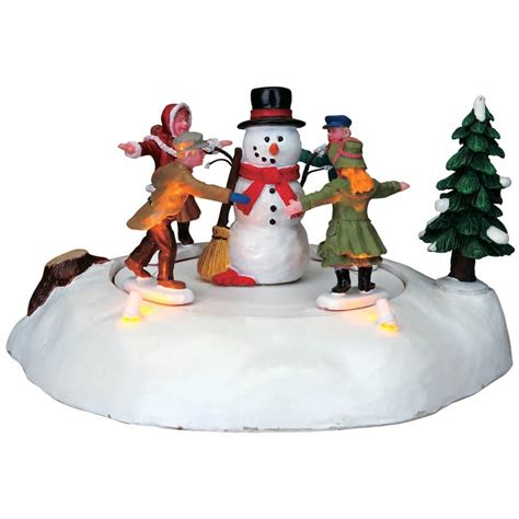 lemax the merry snowman 84776 163 23 19 from lemax
