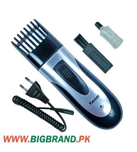 Kemei 578 Solar Professional Hair Rechargable Clipper kemei professional hair clipper trimmer km 3087