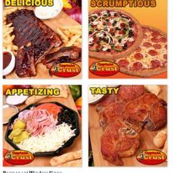 Pizza In Pontiac Mi by Captain Crust Pizza Pontiac Mi Verenigde Staten Yelp
