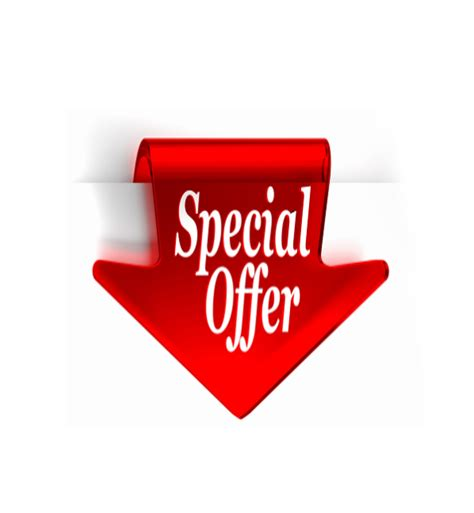 A Special Offer From by Special Offer Logo Png Www Pixshark Images