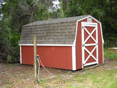 Shed Repairs by Mike S Space Craft Inc Central Florida Home