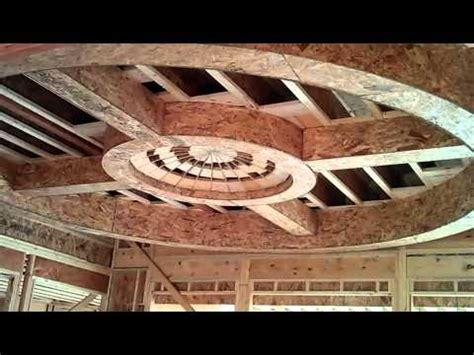 framing a tray ceiling in a custom home youtube