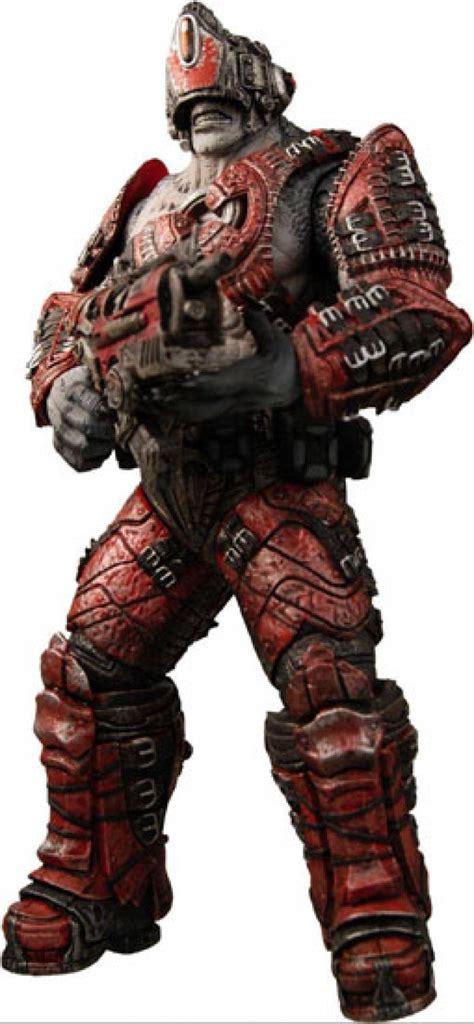 Gear Of War 2 Grenadier Thrower gears of war 2 grenadier beast rider the store