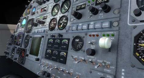 lhc ljb  flight simualtor
