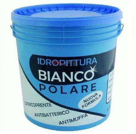 pittura tempera per interni bianco polare idropittura tempera traspirante da lt 14 per