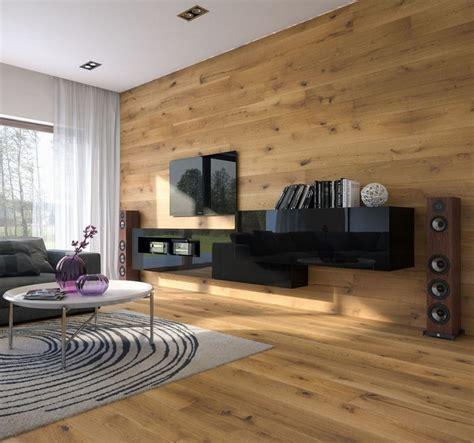 wohnzimmer holz wandgestaltung im wohnzimmer 85 ideen und beispiele