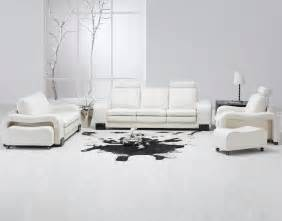 white leather living room contemporary white leather living room set modern sofa couch loveseat chair ebay