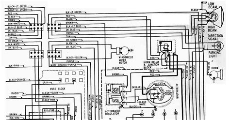 1965 chevy wiring diagram wiring automotive wiring