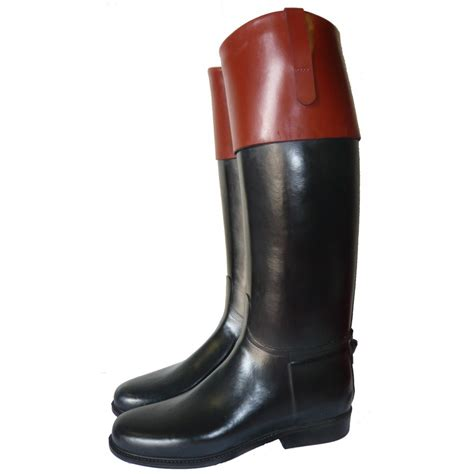 quorn boots with leather lining leather tops and