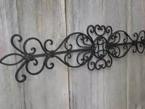 Iron Wall Decor by Outdoor Wrought Iron Wall Myideasbedroom