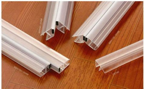 Pvc Steam Shower Door Seal Strip Buy Pvc Steam Shower Shower Door Strips