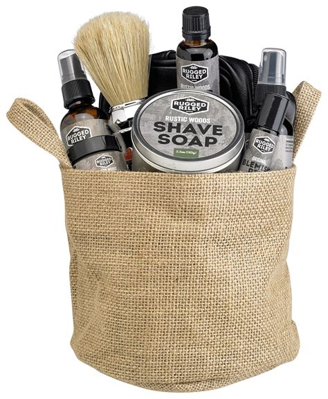 rugged gifts rugged gift basket kits gift sets essential products by fabulous frannie