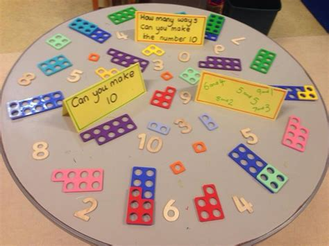 interactive pattern activities for reception number bonds to 10 challenge my children love numicon