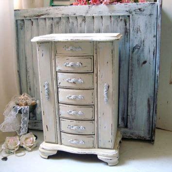 Cream Bedroom Furniture shop tall jewelry box on wanelo