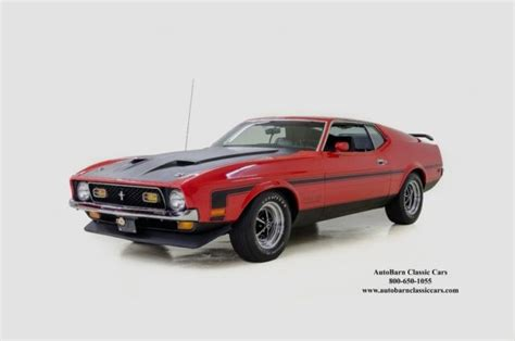 where to buy car manuals 1971 ford mustang free book repair manuals 1971 ford mustang 351 boss 39424 miles red coupe 351 cleveland 4 speed manual classic ford