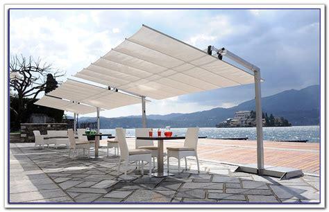 Extra Large Offset Patio Umbrellas   Patios : Home Design