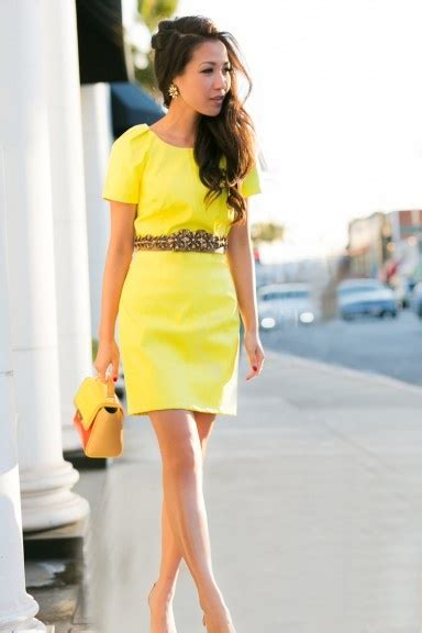 The Ultimate Cq Suitcase 5 The Floral Sundress by Sundress 7 Great Ways To Wear Bright Yellow