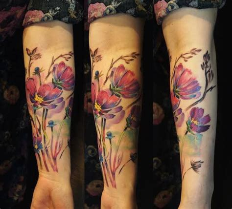 watercolor tattoos in toronto 27 best cancer ribbon tattoos images on cancer