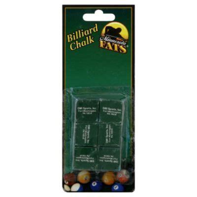 sears outlet pool tables minnesota fats mfa42405 billiard chalk 6 chalk